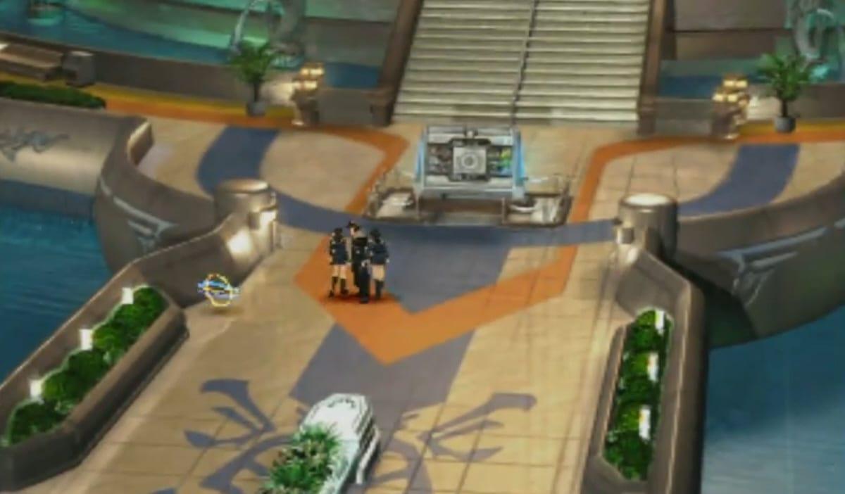 Final Fantasy VIII Gameplay