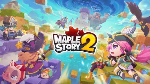 Maplestory 2 the fresh and nostalgic MMORPG