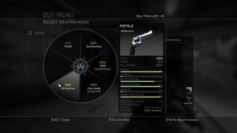 The CSGO Gun Show: Pistols