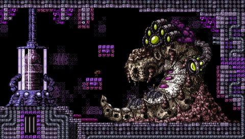 """Axiom Verge, the """"best Metroid in years"""", finally arrives to WiiU"""