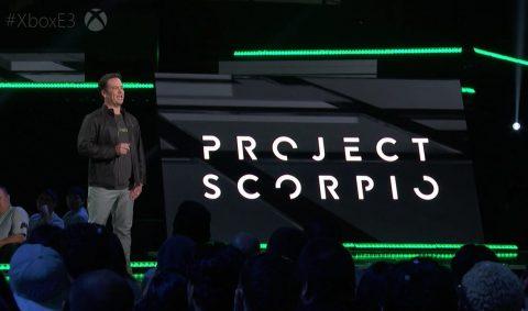 Is Xbox Scorpio kickstarting the next console generation?