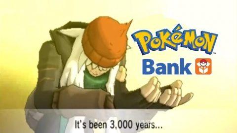 Pokémon Bank finally arrives to Sun and Moon