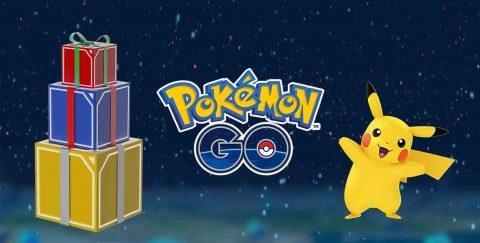 Pokémon Go(es) Santa with new and old Pokémon!